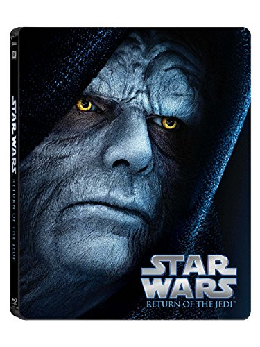 Star Wars: Episode VI - The Return of the Jedi Steelbook [Blu-ray]
