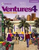 img - for Ventures 4 Student's Book with Audio CD book / textbook / text book