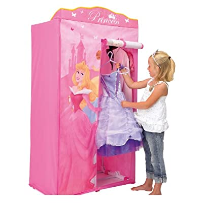 Disney Princess Fabric Wardrobe