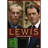 "Lewis - Der Oxford Krimi: Staffel 2 [4 DVDs]von ""Kevin Whately"""