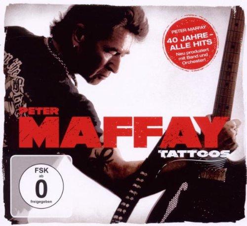 Peter Maffay - Tattoos (40 Jahre Maffay) - Zortam Music