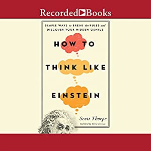 How to Think Like Einstein Audiobook