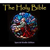 The Holy Bible: King James Version with Illustrations ~ Standard American