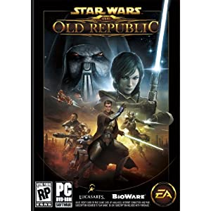 Star Wars: The Old Republic Standard Edition Video Game for Windows