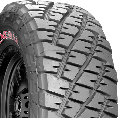 General Grabber Red Lettering Radial Tire - 35/1250R18 123Q (35 1250r18 compare prices)