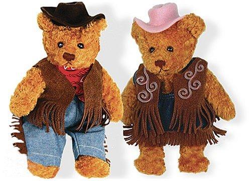 Boy Cowboy Bear - 1