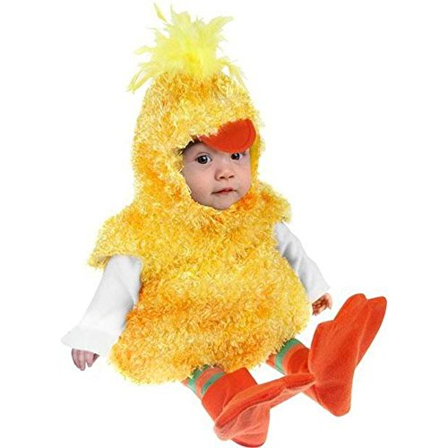 Baby Duck Costume (Size:Infant 24M