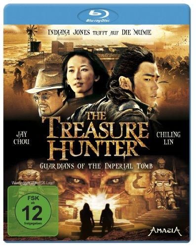 The Treasure Hunter [Blu-ray]