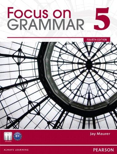 Focus on Grammar 5 [With Focus on Grammar Workbook]