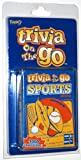 Fundex Cards, Trivia On The Go - Sports Edition, 1000 Questions (1 Each)