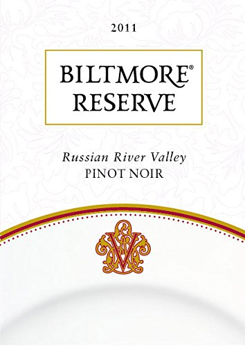 2011 Biltmore Reserve Pinot Noir Russian River Valley 750 Ml