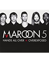 Hands All Over + Overexposed (Coffret Capbox 2 CD + coque iPhone 5)