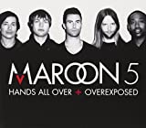 Hands All Over/Overexposed Maroon 5 [+Iphone 5 Case]