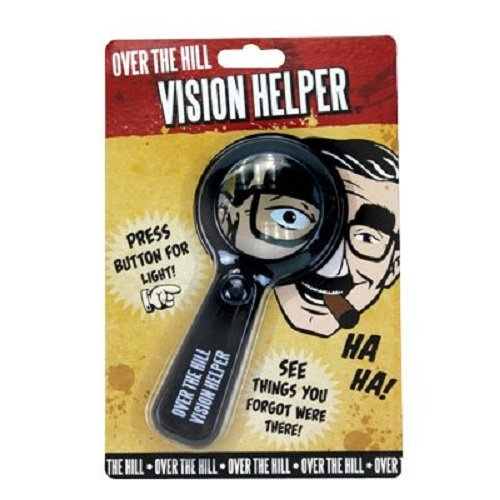 BigMouth Inc Over The Hill Vision Helper & Magnifier - 1