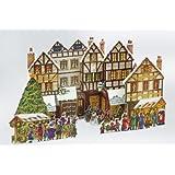 3D Victorian House Advent Calendar