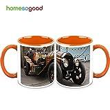 HomeSoGood Amazing Old Car Coffee Mugs (2 Mugs)