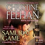 Samurai Game: Game - Ghostwalker, Book 10 (       UNABRIDGED) by Christine Feehan Narrated by Tom Stechschulte