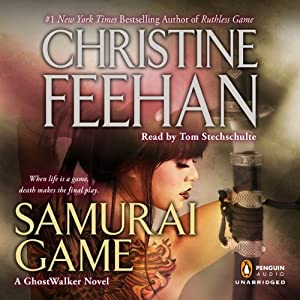 Samurai Game: Game - Ghostwalker, Book 10 | [Christine Feehan]