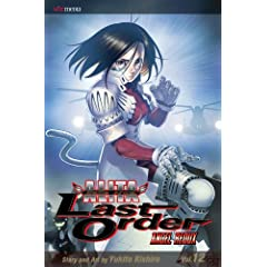 Battle Angel Alita: Last Order, Vol. 12 by Yukito Kishiro