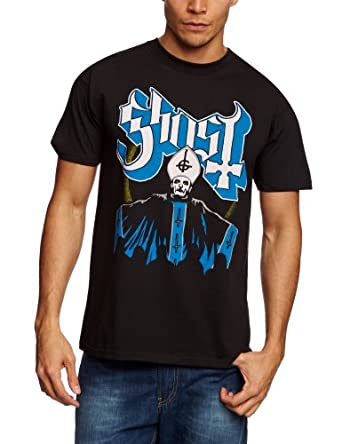 Plastic Head Ghost Papa Men's T-Shirt Black Small