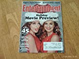 Entertainment Weekly November 6, 2015 Tina Fey & Amy Poehler Holiday Movie Preview