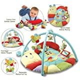 Little Bird Told Me - Softly Snail - Baby Playmat and Gym