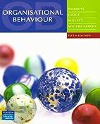 Organisational Behaviour with MyOBLab by…