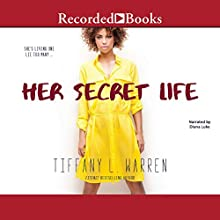 Her Secret Life Audiobook by Tiffany L. Warren Narrated by Cherise Boothe