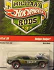 Hot Wheels Military Rods Rodger Dodger