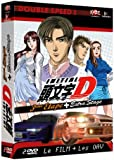 Initial D - Stage 3 + Extra Stage (le film + les OAV)