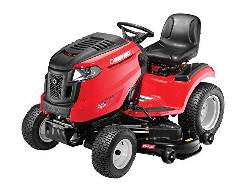 Lawn Mower Foot : Troy bilt tb hp cc foot hydro transmission