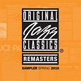 FREE! Original Jazz Classics Remasters Sampler cover
