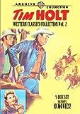 Tim Holt Western Classics Volume 2  (5 Disc)