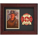 Allied Frame Fire Fighter Vertical Picture Frame