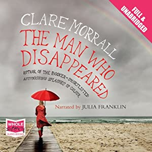 The Man Who Disappeared Audiobook