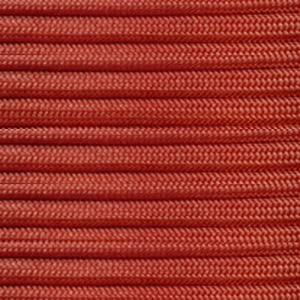 Paracord Planet Nylon 550lb Type III 7 Strand Paracord Made in the U.S.A. -International Orange -