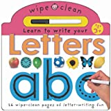 Wipe Clean Learning Letters (Wipe Clean Write and Learn)