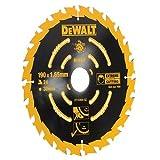 DeWalt DT10304-QZ 190 x 30mm 24-Tooth Corded Extreme Framing Circular Saw Blade