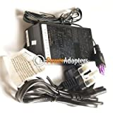 Replacement HP PhotoSmart D7160 1560ma PowerSupply Adapter transformer with Uk lead