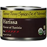 Teeny Tiny Spice Co of Vermont Organic Harissa, 2.8 Oz