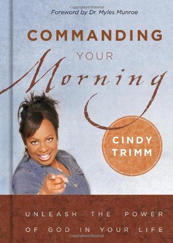 Commanding your morning prayer pdf