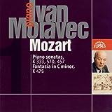 Ivan Moravec / Mozart - Beethoven - Chopin - Franck - Debussy