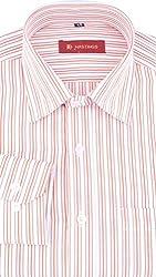 HASTINGS Men's Formal Shirt (V79_40, White, 40)