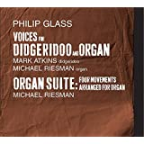Voices for Didgeridoo and Organ/Organ Suite