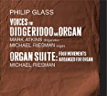 GLASS. Voices for Digeridoo and Organ