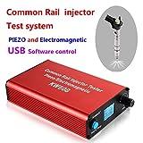 Kawish KW608 multifunction diesel common rail injector tester USB Injector tester software diesel Injector driver tester
