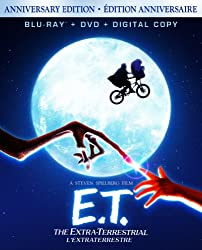E.T.: The Extra-Terrestrial (30th Anniversary Edition) (Blu-ray/ DVD/ Digital Copy Combo)
