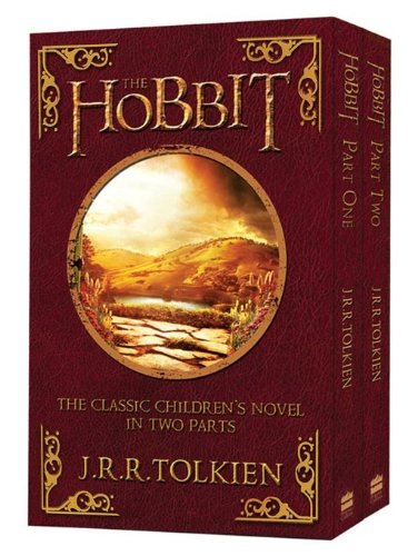The Hobbit (part 1 and 2) J. R. R. Tolkien HarperCollins Children