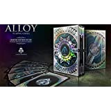 Alloy Cobalt Playing Cards Special Numbered Edition Deck Blue