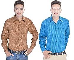 Nishiva Mens Shirt (pack of 2)